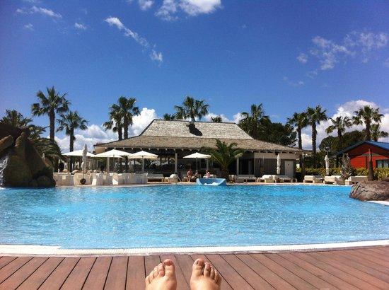 Cambrils Park Resort : Piscina Caribean port