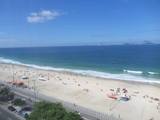 Hotel Marina Palace Rio Leblon: Vista do quarto 902