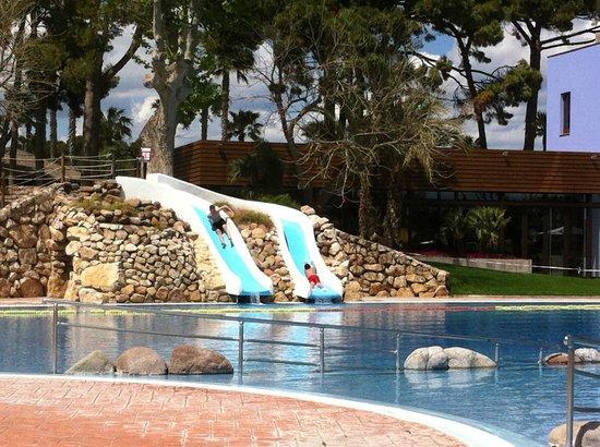 Cambrils Park Resort : Piscina Polinesia sean