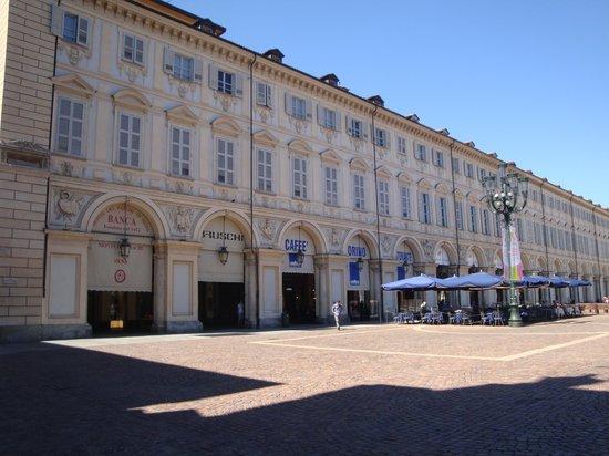 Piazza San Carlo : Place San Carlo1