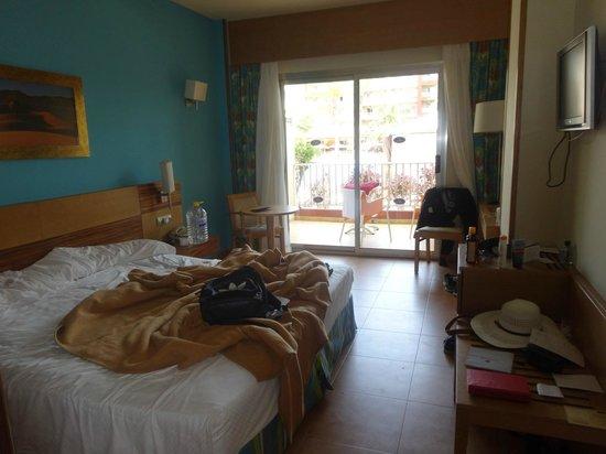 Hotel Elba Carlota: Other angle of the room