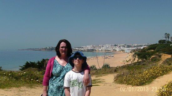 Natura Algarve Club: The beach nearby