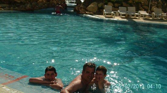 Natura Algarve Club: The great pool
