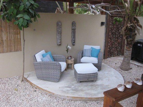 Bamboo Bali Bonaire - Boutique Resort: Heaven can wait