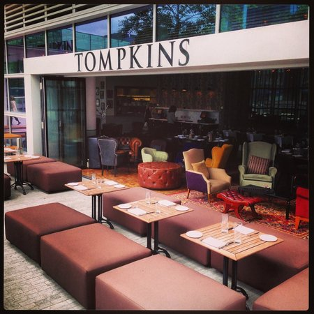 Tompkins: Lunch Sunshine