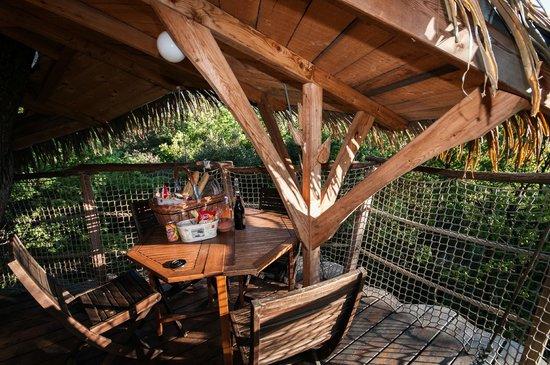 Les Cabanes du Varon: la cigaline