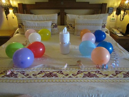 Excellence Riviera Cancun : nice touch