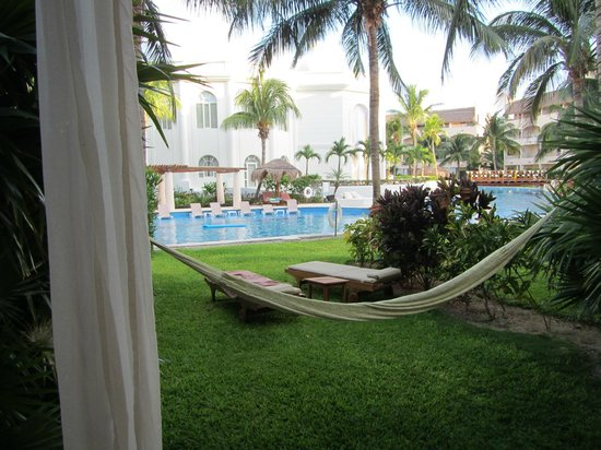 Excellence Riviera Cancun : view from rm
