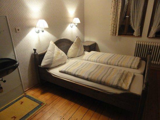 Pension Cafe Hirtenbrunnen: Unser Zimmer