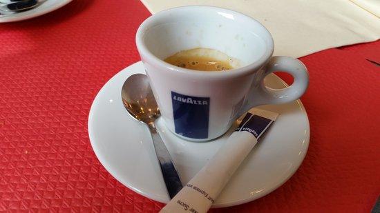 Il Parasole : un buon caffè italiano