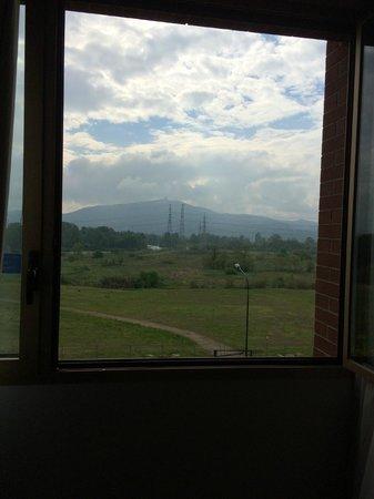 Novotel Torino : Vista dalla camera