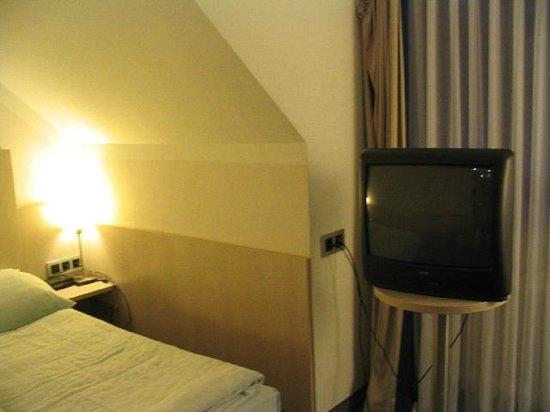 Central Hotel-Apart: Interior habitación