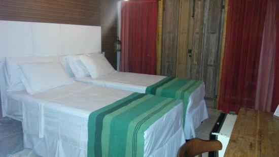 Hotel de Lencois: Quarto Serra 32