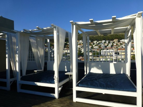 Cape Royale Luxury Hotel: View from roof