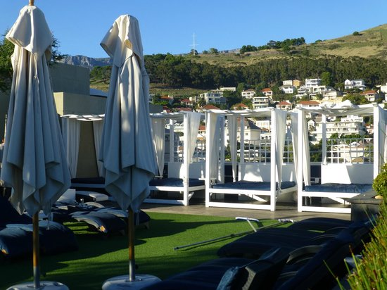 Cape Royale Luxury Hotel : View from roof