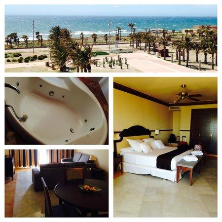 Barcelo Cabo de Gata : Suite amplia y confortable