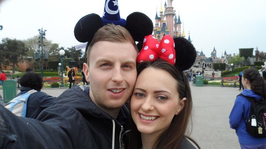 Disney's Hotel Santa Fe: Me and my boyfriend loved our time at Disneyland Paris :-)