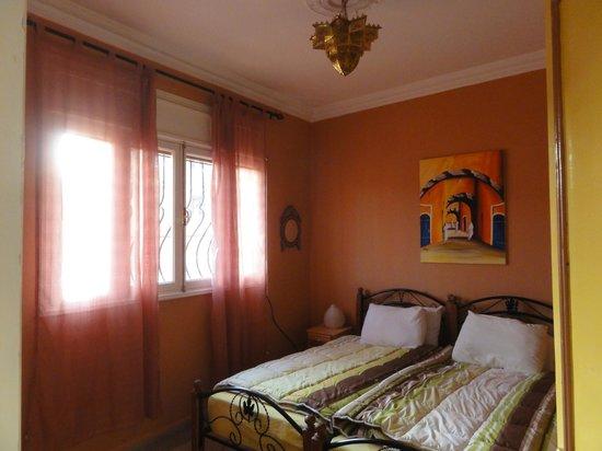 Gite Paradies Quad : One of the rooms
