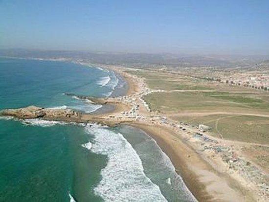 Gite Paradies Quad : View to the beach