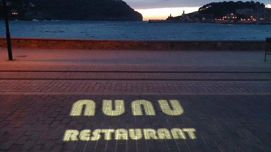 Vistas Nunu Restaurant