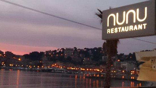Entrada Nunu Restaurant