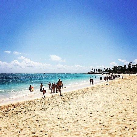 Iberostar Bavaro Suites: Beach Area