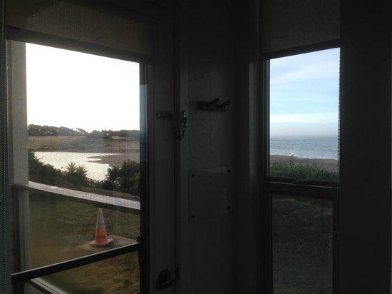 Seacliff on the Bluff: 部屋からの眺め
