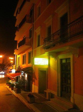 La Villa Hotel Ristorante : In der Nacht