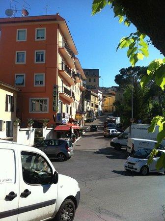 La Villa Hotel Ristorante : Hotel
