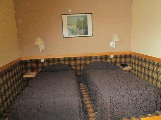 Hôtel du Rhin: Room