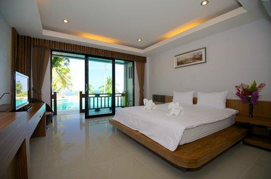 Tanote Villa Hill: Deluxe Ocean Room