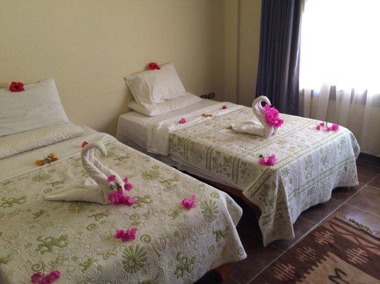 Christina Residence Hotel: Zimmer