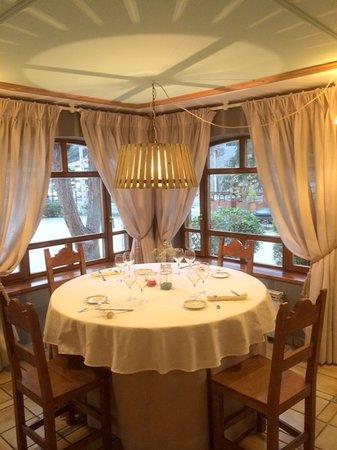 Infantado Hotel: Restaurante