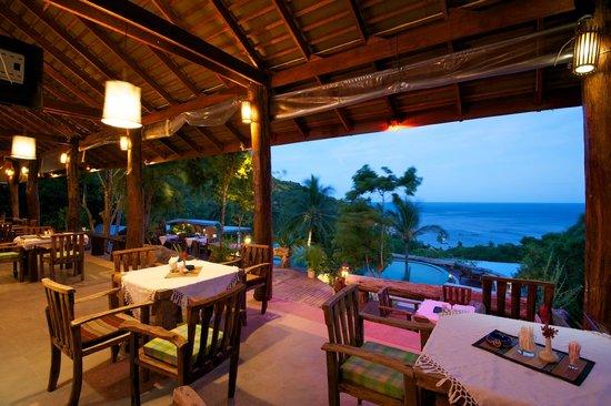 Tanote Villa Hill : Restaurant