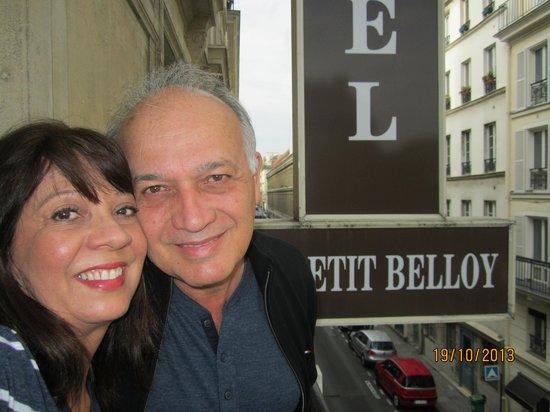 Le Petit Belloy Saint-Germain by HappyCulture : Petit Belloy
