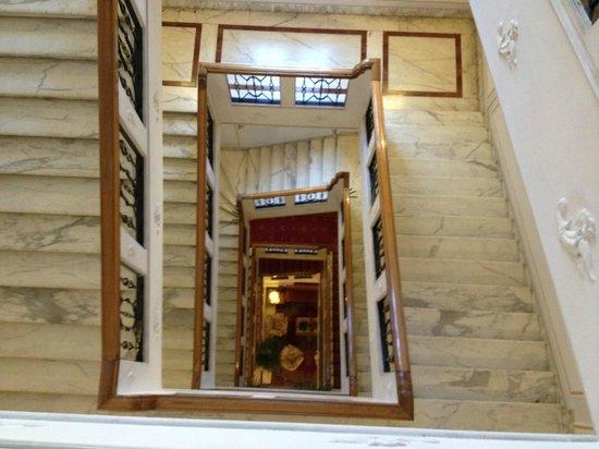 InterContinental de la Ville: Beautiful Classic Hotel!