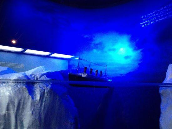Johnson GEO CENTRE: The Titanic