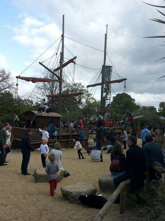 Comfort Inn Hyde Park : Parco giochi a tema Peter Pan di Hyde park