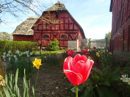 The Funen Village : Casa da fazenda