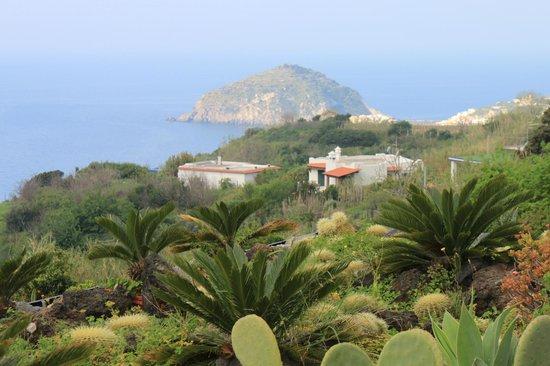 Hotel Saint Raphael : panorama dalla camera