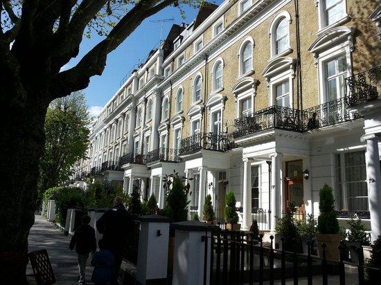 Comfort Inn Hyde Park : Il nostro appartamento ad Hydepark Inn Hotel