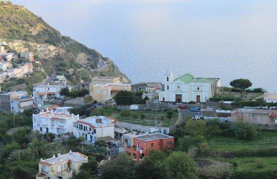 Hotel Saint Raphael : il borgo di Testaccio