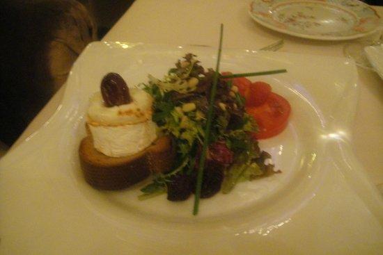 Turandot: Еда