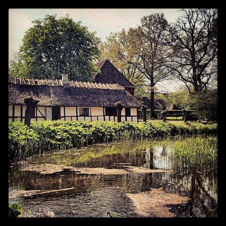 The Funen Village : Lago