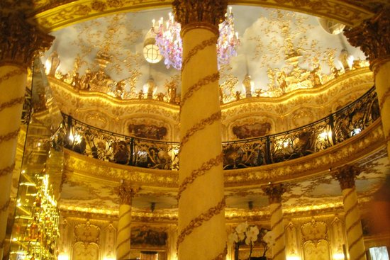 Turandot: Интерьер