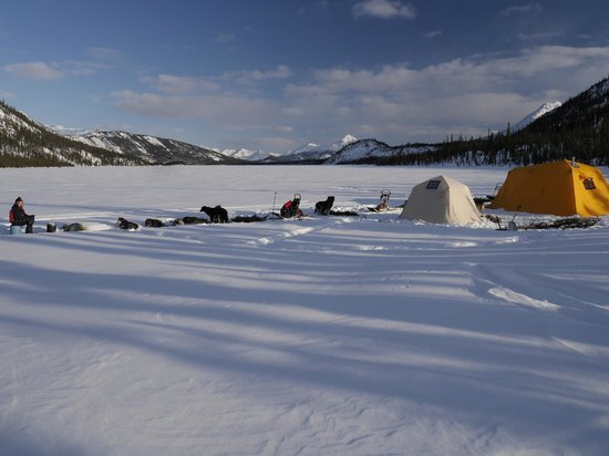 Iniakuk Lake Wilderness Lodge: I recommend this room