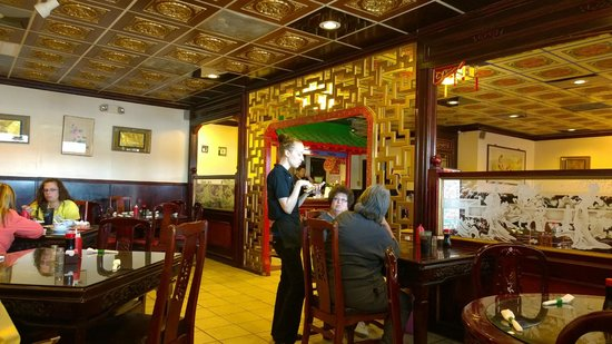 Dining Area Picture Of Lieus Peking Chinese Restaurant
