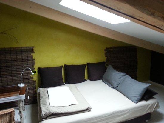 Green Ecolodge : ch bouleau mezzanine