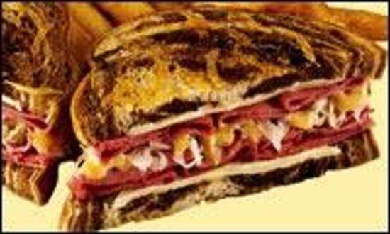 Country Kitchen: Rueben Sandwich