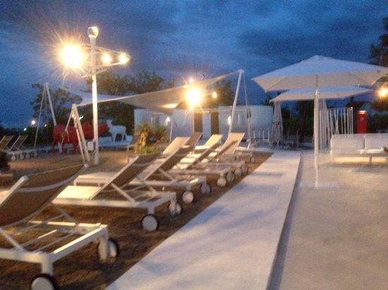 Spiaggia privata - Picture of Terrazzamare, Jesolo - TripAdvisor